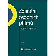 Zdanění osobních příjmů - Kniha