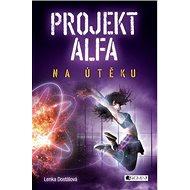 Projekt Alfa Na útěku - Kniha