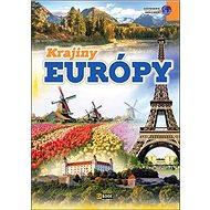 Krajiny Európy - Kniha