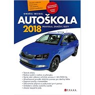 Autoškola 2018 - Kniha