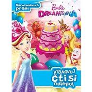 Barbie Dreamtopia Narozeninové přání - Kniha
