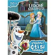 Ledové království Olafova práce - Kniha