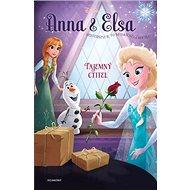 Anna a Elsa Tajemný ctitel - Kniha