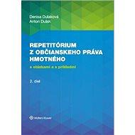 Repetitórium z občianskeho práva hmotného - Kniha