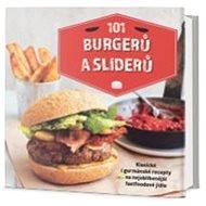 101 burgerů a sliderů - Kniha