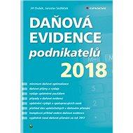 Daňová evidence podnikatelů 2018 - Kniha