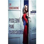 Poslední paní Parrishová - Kniha
