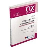 ÚZ 1244 Účetnictví podnikatelů, Audit, 2018: podle stavu k 8. 1. 2018