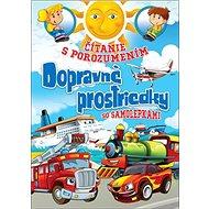 Dopravné prostriedky - Kniha