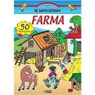 Farma s 50 samolepkami - Kniha