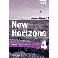 New Horizons 4 Pracovní sešit - Kniha