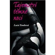 Tajemství temné noci - Kniha
