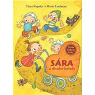 Sára a divoké batoľa - Kniha