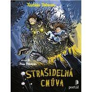 Strašidelná chůva - Kniha