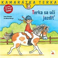 Terka sa učí jazdiť: Kamarátka Terka 3. diel - Kniha