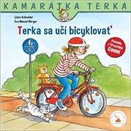 Terka sa učí bicyklovať: Kamarátka Terka 7. diel - Kniha