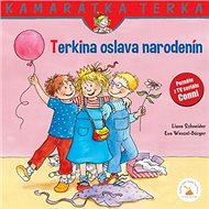 Terkina oslava narodenín: Kamarátka Terka 11. diel - Kniha
