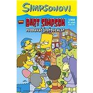 Bart Simpson Prodavač šprťouchlat: 1/2018 - Kniha
