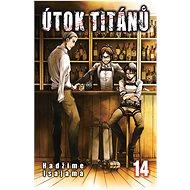 Útok titánů 14 - Kniha
