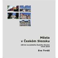 Města v Českém Slezsku: 100 let novodobého Českého Slezska, 1918 – 2018