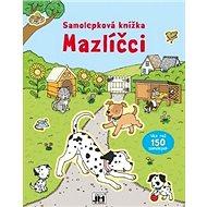 Samolepková knížka Mazlíčci - Kniha