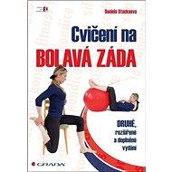 Kniha Cvičení na bolavá záda - Kniha