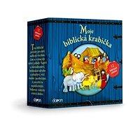 Moje biblická krabička: 12 biblických příběhů - Kniha
