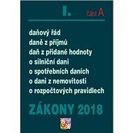 Zákony 2018 I. část A - Kniha