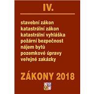 Zákony 2018 IV. - Kniha