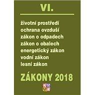 Zákony 2018 VI. - Kniha