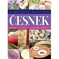 Česnek Z babiččina receptáře - Kniha