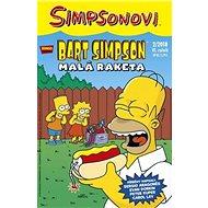 Bart Simpson Malá raketa: 2/2018 - Kniha