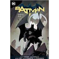 Batman Květy zla - Kniha
