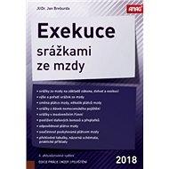 Exekuce srážkami ze mzdy 2018 - Kniha