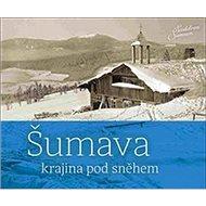 Šumava: krajina pod sněhem - Kniha