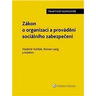 Zákon o organizaci a provádění sociálního zabezpečení - Kniha