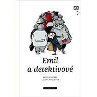Emil a detektivové - Kniha