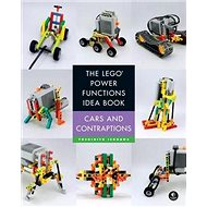 The LEGO® Power Functions Idea Book,  Vol. 2: Cars and Contraptions - Kniha