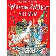 Winnie and Wilbur Meet Santa - Kniha