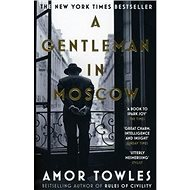 A Gentleman in Moscow - Kniha