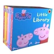Peppa Pig: Little Library - Kniha