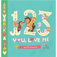 1-2-3, You Love Me - Kniha