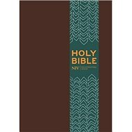 NIV Pocket Brown Imitation Leather Bible - Kniha