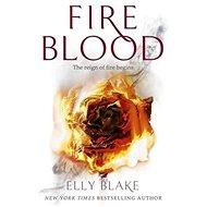 Fireblood - Kniha