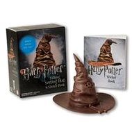 Harry Potter Talking Sorting Hat and Sticker Book: Which House Are You? - Kniha