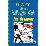 Diary of a Wimpy Kid 12. The Getaway - Kniha