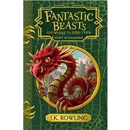 Fantastic Beasts and Where to Find Them: Hogwarts Library Book - Kniha