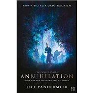 Annihilation - Kniha
