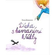 Dívka s havraními křídly - Kniha