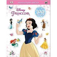 Samolepková knížka Princezny
